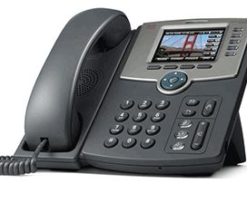 Desktop VoIP Phones